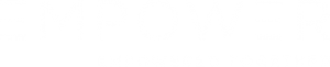 Empower Logo White