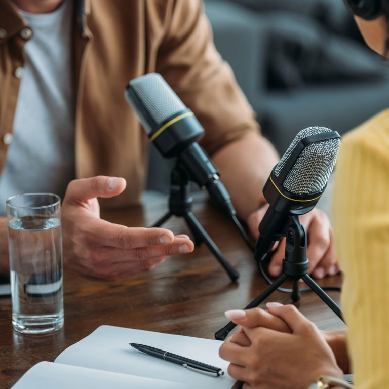 5 digital marketing podcasts you need to listen to right now