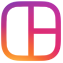 layout instagram logo
